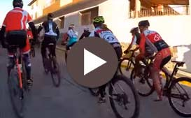 Marcha Btt Montroy 2015
