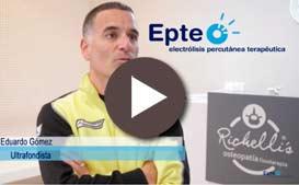 EPTE, un aliado en tratamientos de tendinopatía crónica
