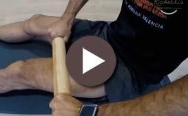 Cómo recuperar el tono muscular con un automasaje para runners