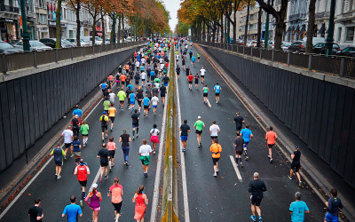 Las 5 lesiones más comunes en una media maratón