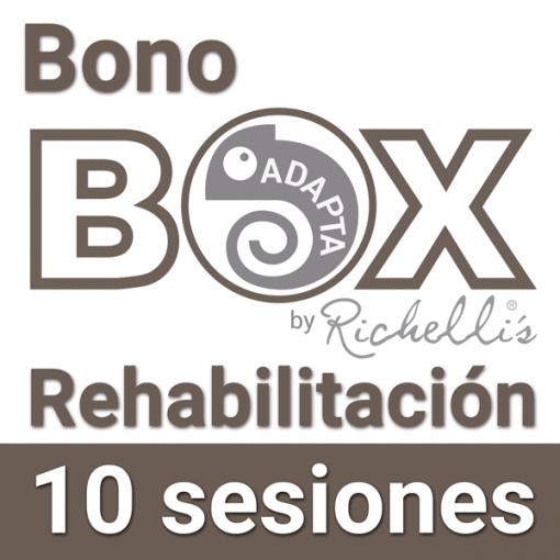 bono de 10 sesiones de rehabilitación