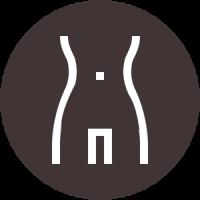 Tratamientos y Patologías de la cadera tratadas en Clínica Richelli's Osteopatia y Fisioterapia