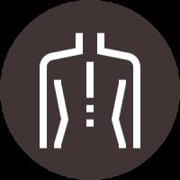 Tratamientos y Patologías de la espalda tratadas en Clínica Richelli's Osteopatia y Fisioterapia