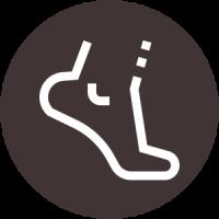 Tratamientos y Patologías del pie tratadas en Clínica Richelli's Osteopatia y Fisioterapia